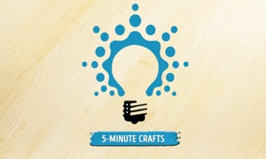 5 Minute Crafts- DIY