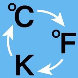 Temperature Converter -Celsius/Fahrenheit/Kelvin-
