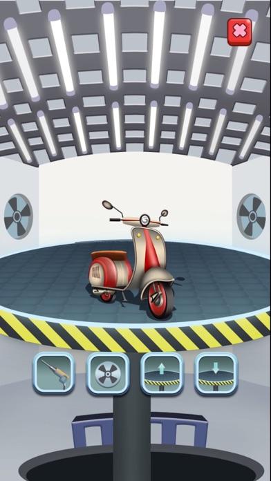 疯狂沙漠摩托车:一起来洗车免费单机游戏のおすすめ画像1