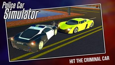 警察Car Sim Sim 2018のおすすめ画像3