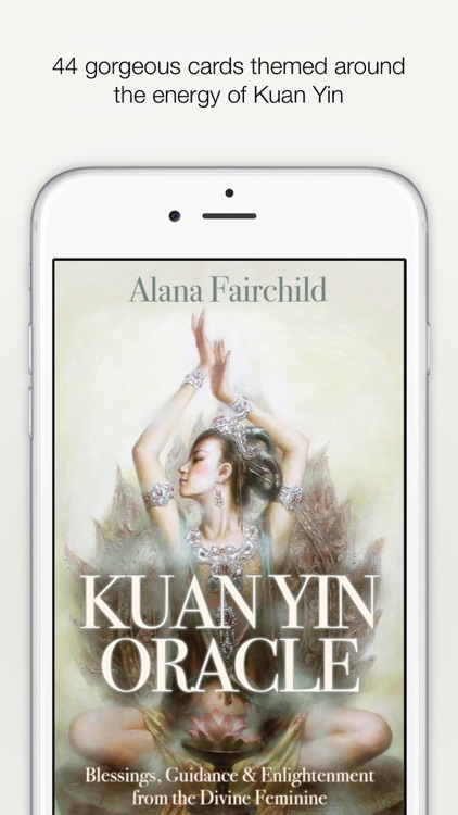 Kuan Yin Oracle - Alana Fairchild