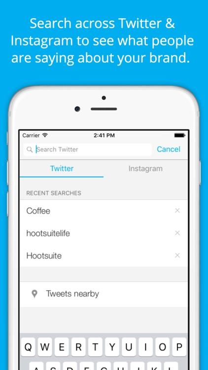 Hootsuite - Social Media Tools screenshot-4