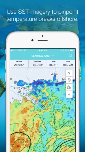Fishtrack charts forecasts on the app store screenshots gumiabroncs Gallery