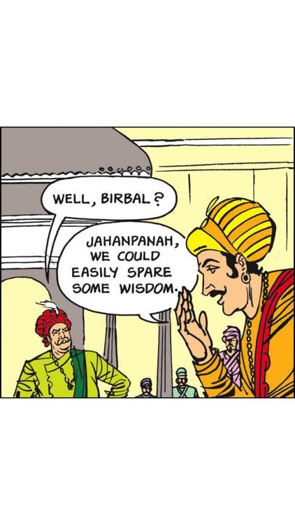 Birbal To The Rescue  - Amar Chitra Katha screenshot-3