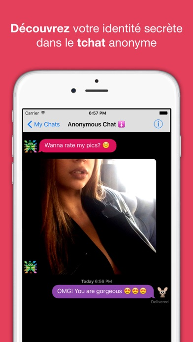 Tchat iphone gratuit sans inscription