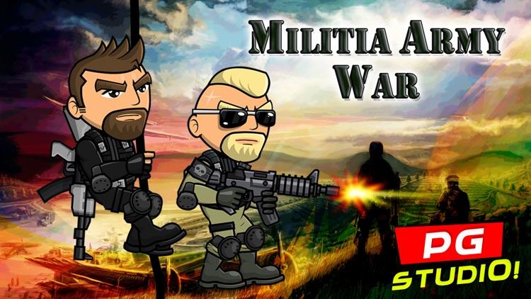 Militia Army War™