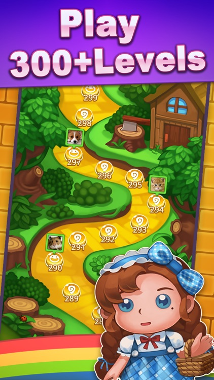 Wicked OZ Puzzle screenshot-3