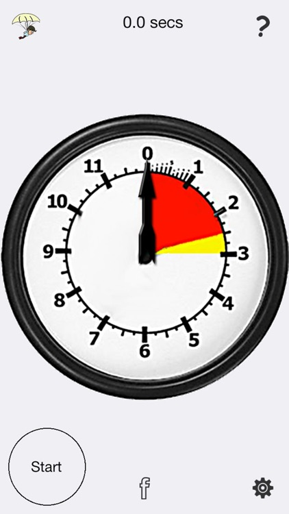 Skydive Altimeter