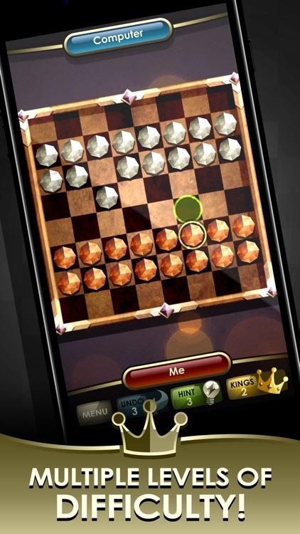 Checkers Royale screenshot-3