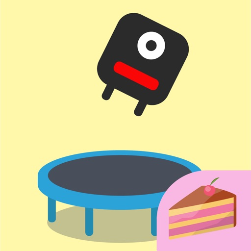 Trampoline Hero - Endless Game