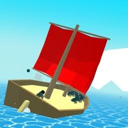 Raft Battle Boom