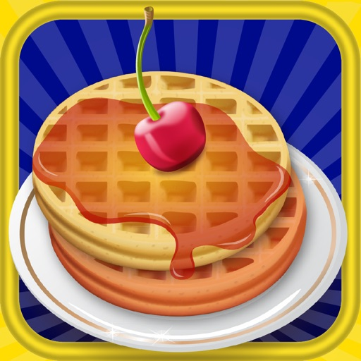 Waffle Maker - Kids Cooking Food Salon Games