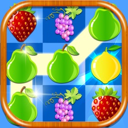 Fruit Mania - Match 3 Puzzle Game