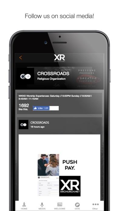 Screenshot #4 for XRCHURCH.NET