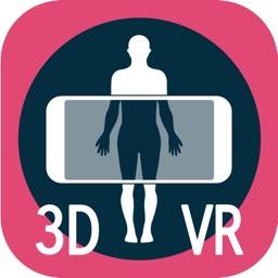 Anatomyou VR: 3D Human Anatomy
