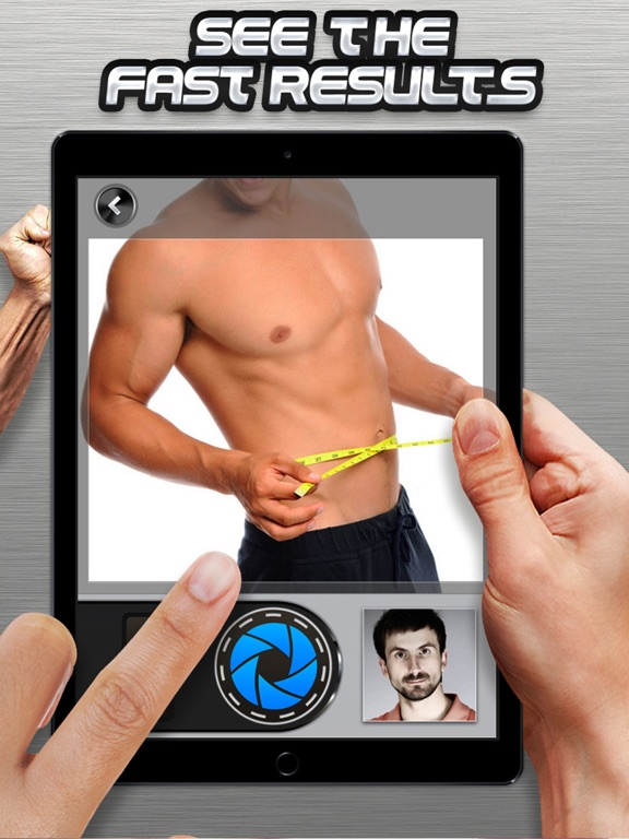 Ab Workout Trainer HD Sit-Up Crunch Exercise-ipad-1