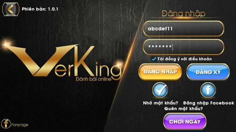 Game bai doi thuong - VKing