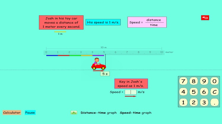 VMS - Velocity and Acceleration Animation Lite screenshot-3