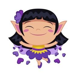 Cute Fairies - Sticker Pack