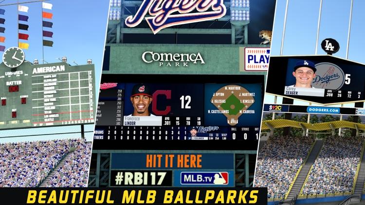 R.B.I. Baseball 17 screenshot-4