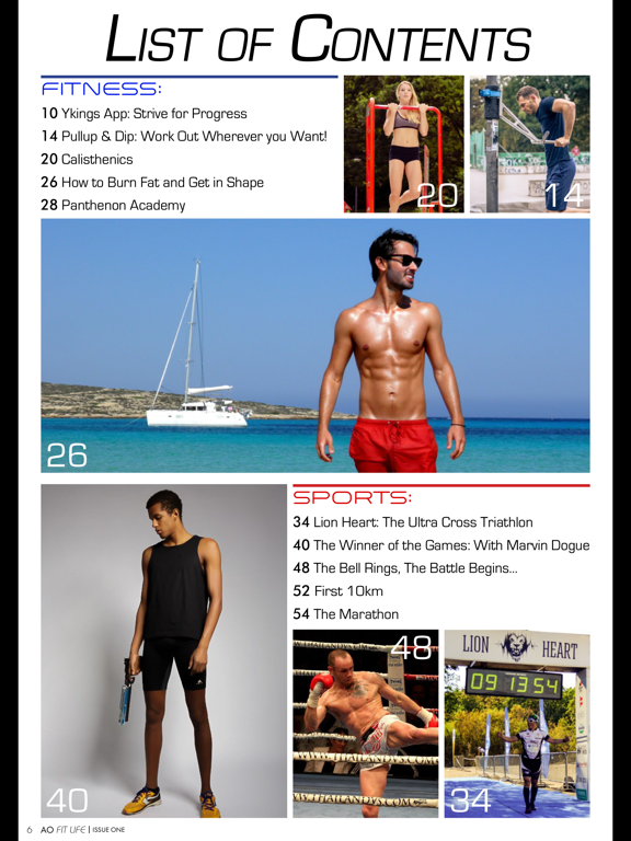 AO Fit Life screenshot 7