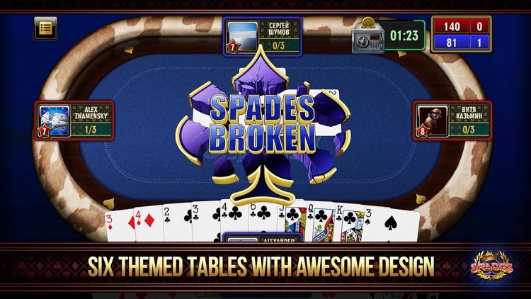 Spades - King of Spades Plus
