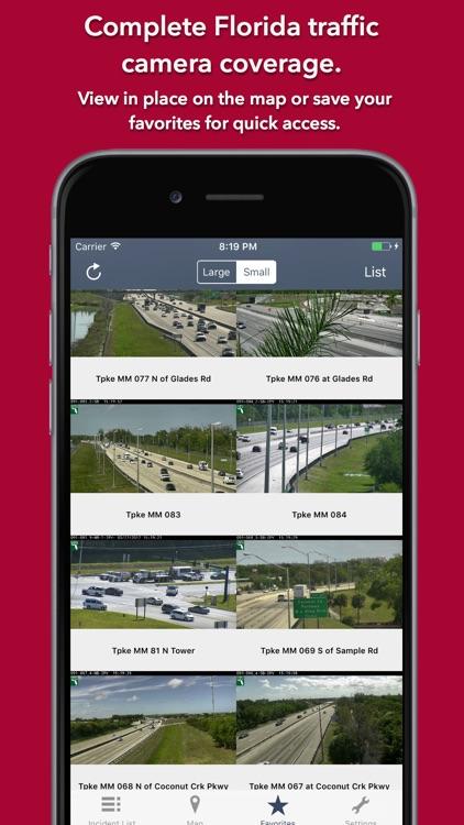 Florida Roads Traffic screenshot-3
