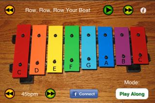 iXylophone - 年齢に関係なく子供達のために木琴を奏でましょう。のおすすめ画像4