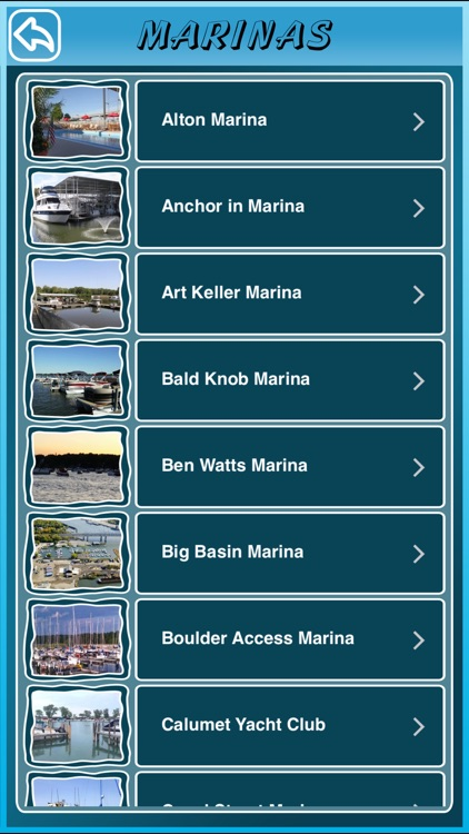 Illinois State Marinas screenshot-2