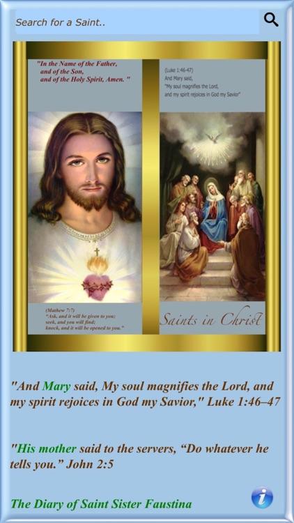 Saints In Christ
