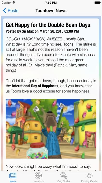 Toontown Rewritten screenshot-3