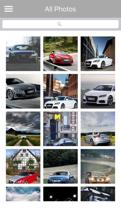 HD Car Wallpapers - Audi TT Edition