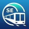 斯德哥尔摩地铁导游