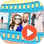 プロフェッショナルな スライドショー メーカー ビデオ への 画像 コンバータ icon