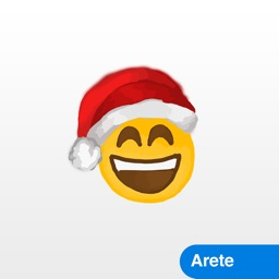 Christmas Stickers by Aastha Soni