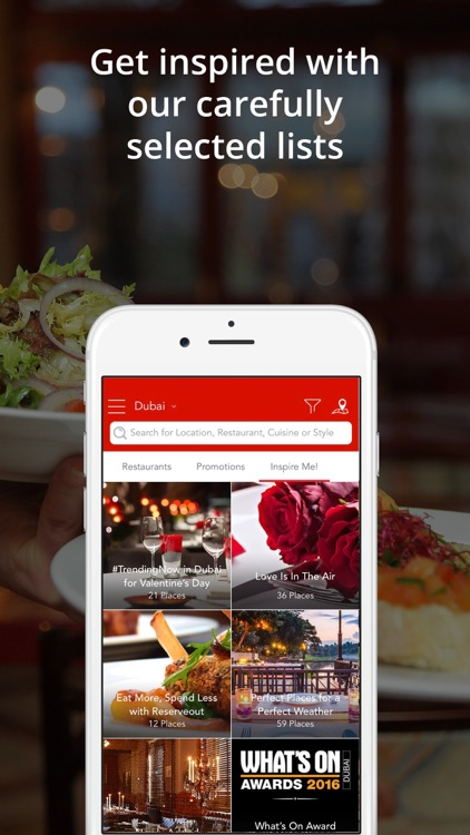 ReserveOut - Restaurant Reservations