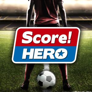 Score! Hero Games app