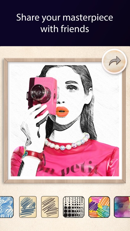 Pic Sketch – Pencil Draw Effects Maker screenshot-4