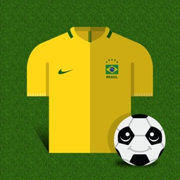 Football Emojis — Team Brazil