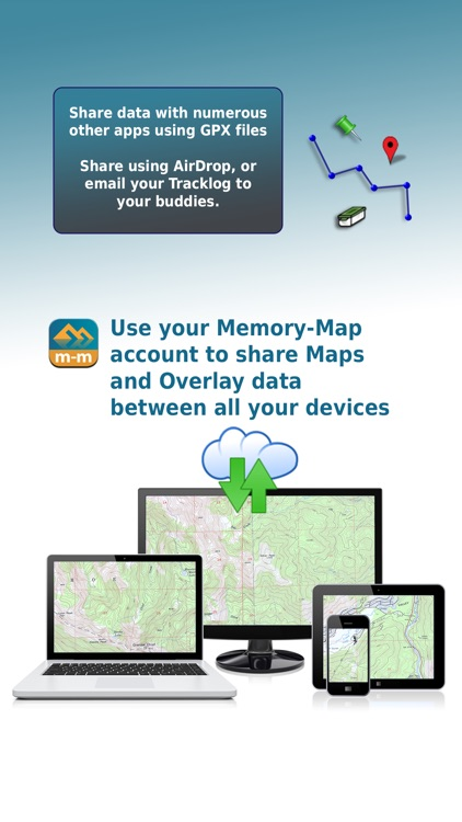 Memory-Map Topo Maps and Marine Navigation screenshot-4