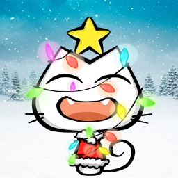 Hiro Shino - New Year Sticker