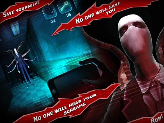 Slender Man Origins 3: Abandoned School-ipad-0