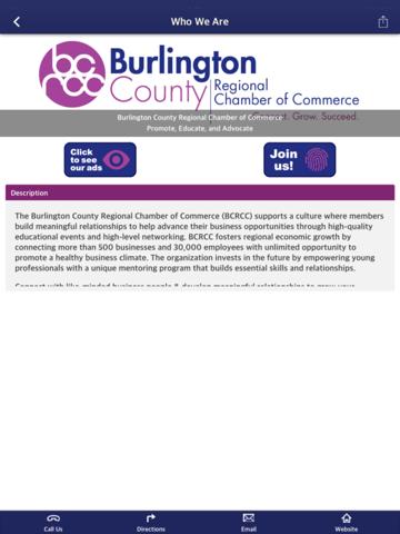 Burlington County Regional Chamber of Commerce - náhled
