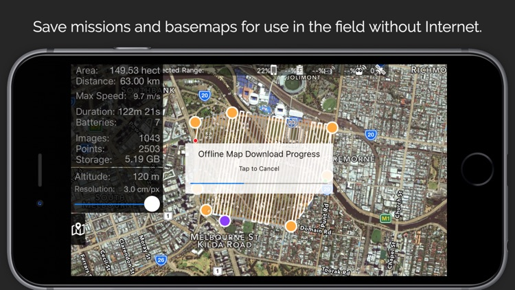 Map Pilot for DJI - Business screenshot-4