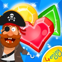 Codes for Sea Pirate: Match-3 Hack
