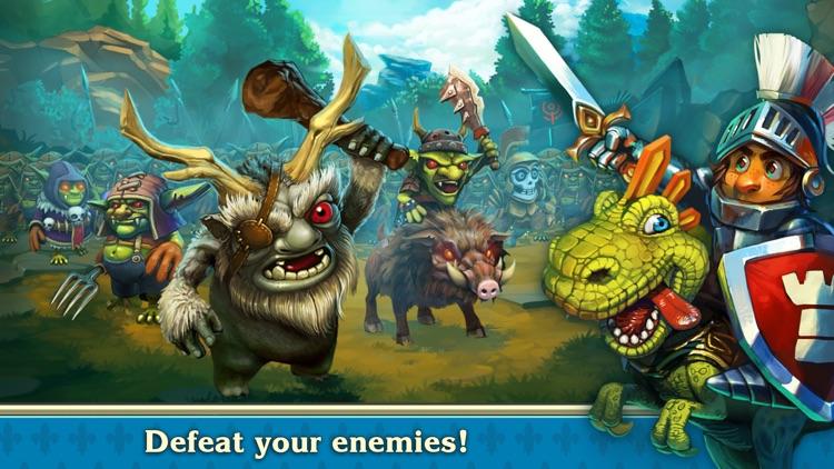The Tribez & Castlez - Play with friends! screenshot-3
