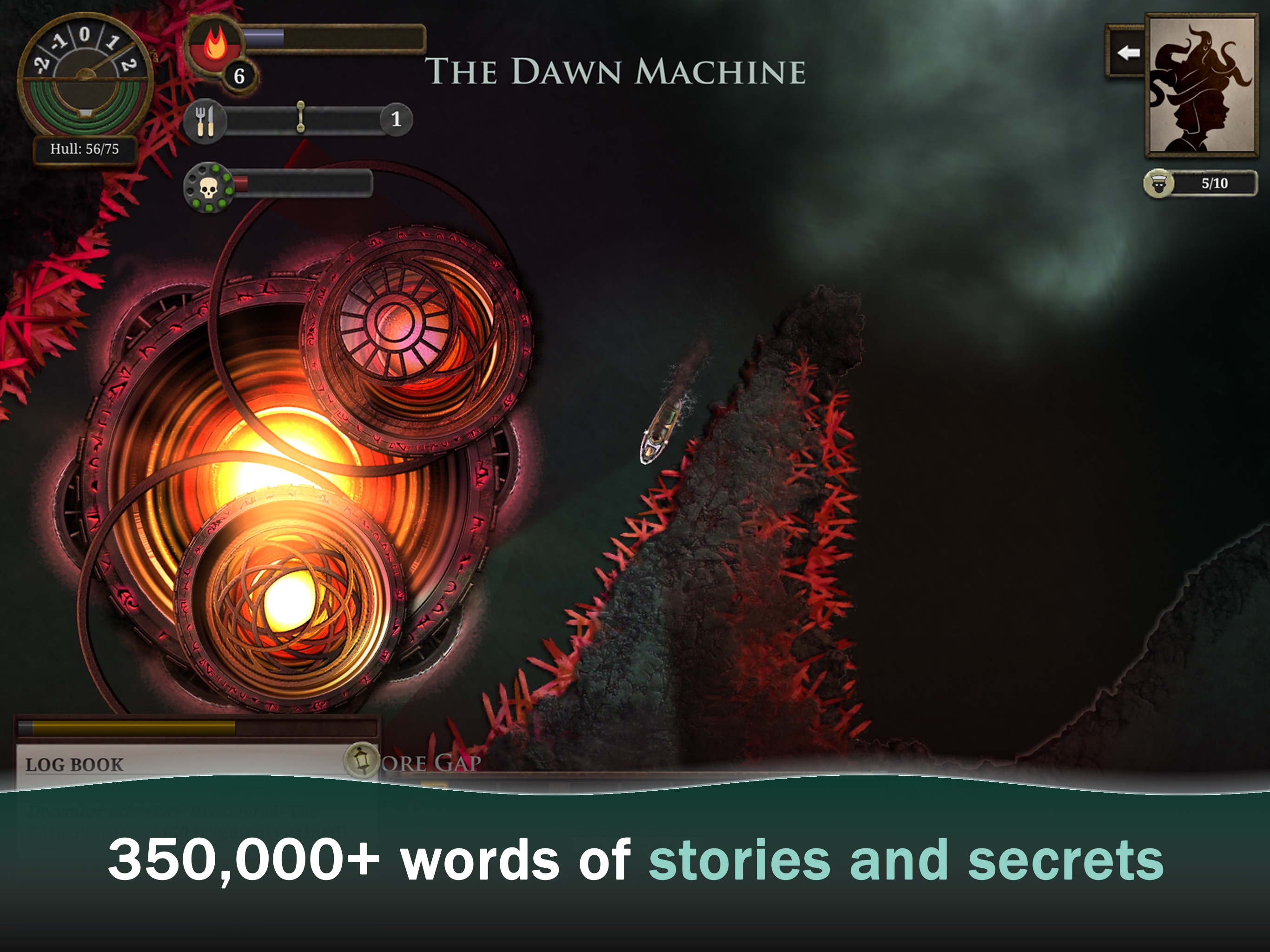 Screenshot do app Sunless Sea