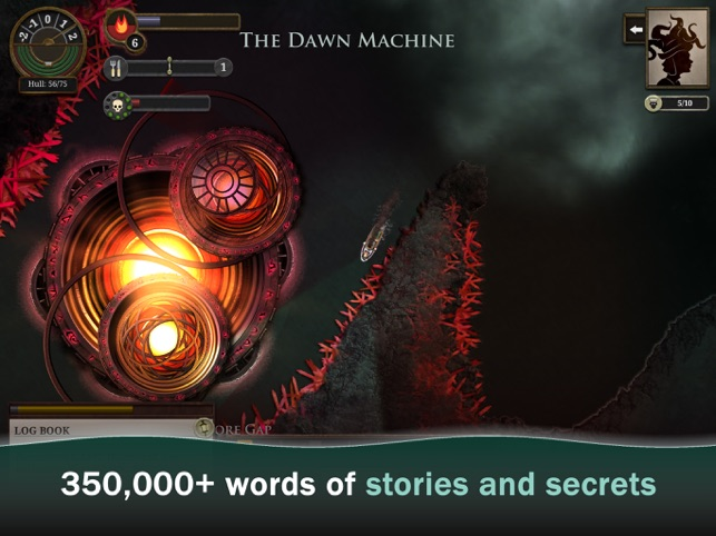 Sunless Sea Screenshot