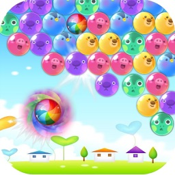 Pet Bubble Shooter - Free Puzzle Match Game