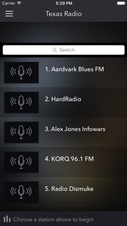 Texas Radios - Top Stations Music Player FM AM